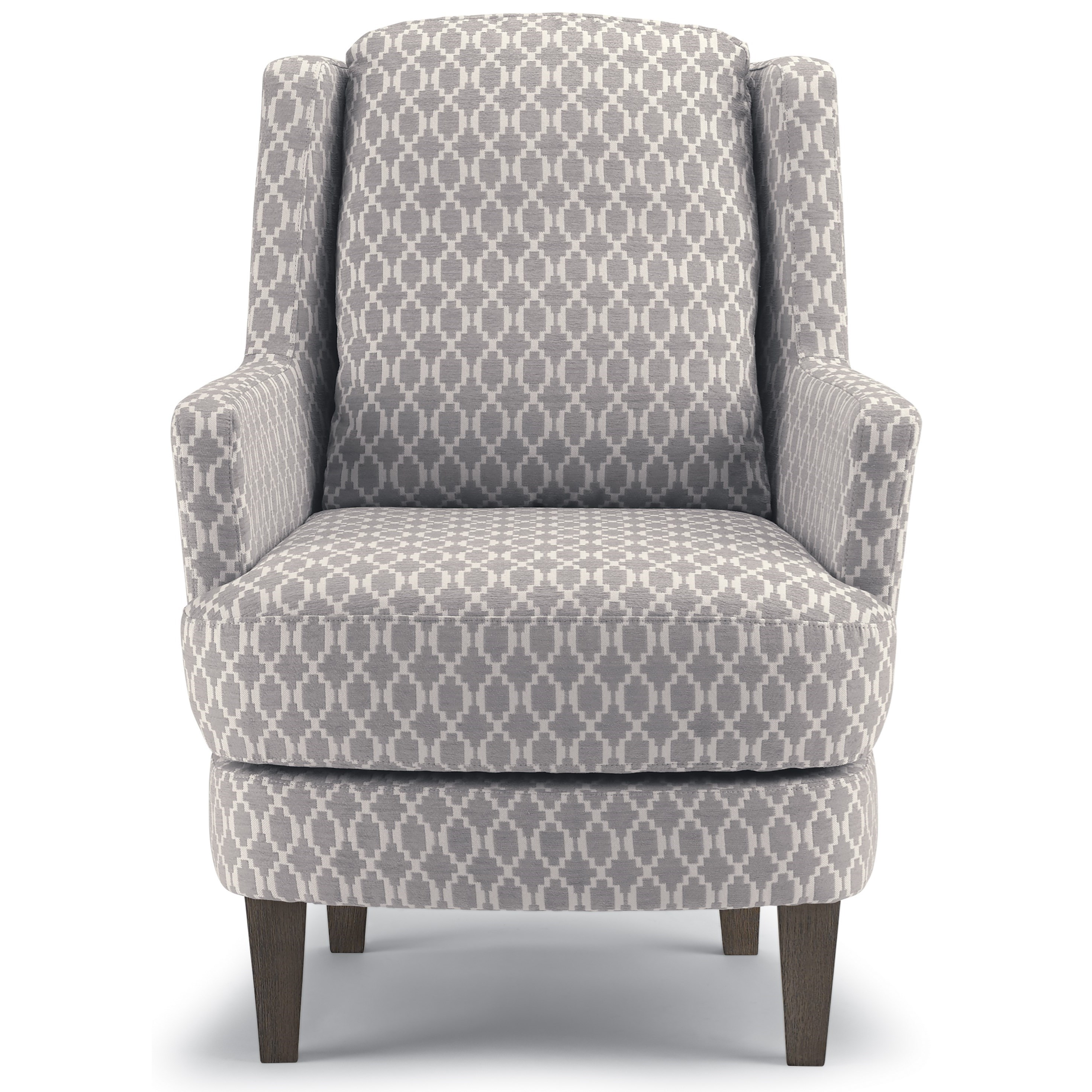 Crew Swivel Barrel Chair by Best Home Furnishings at Walker's Furniture