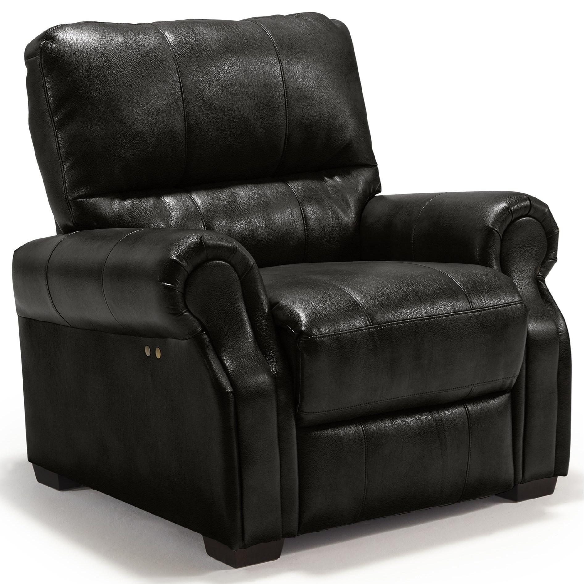 Best Home Furnishings Damien Power High Leg Recliner - Item Number: 2003483532-24623AU