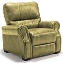 Best Home Furnishings Damien Power High Leg Recliner - Item Number: 2003483532-28595U