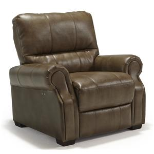Best Home Furnishings Damien Power High Leg Recliner