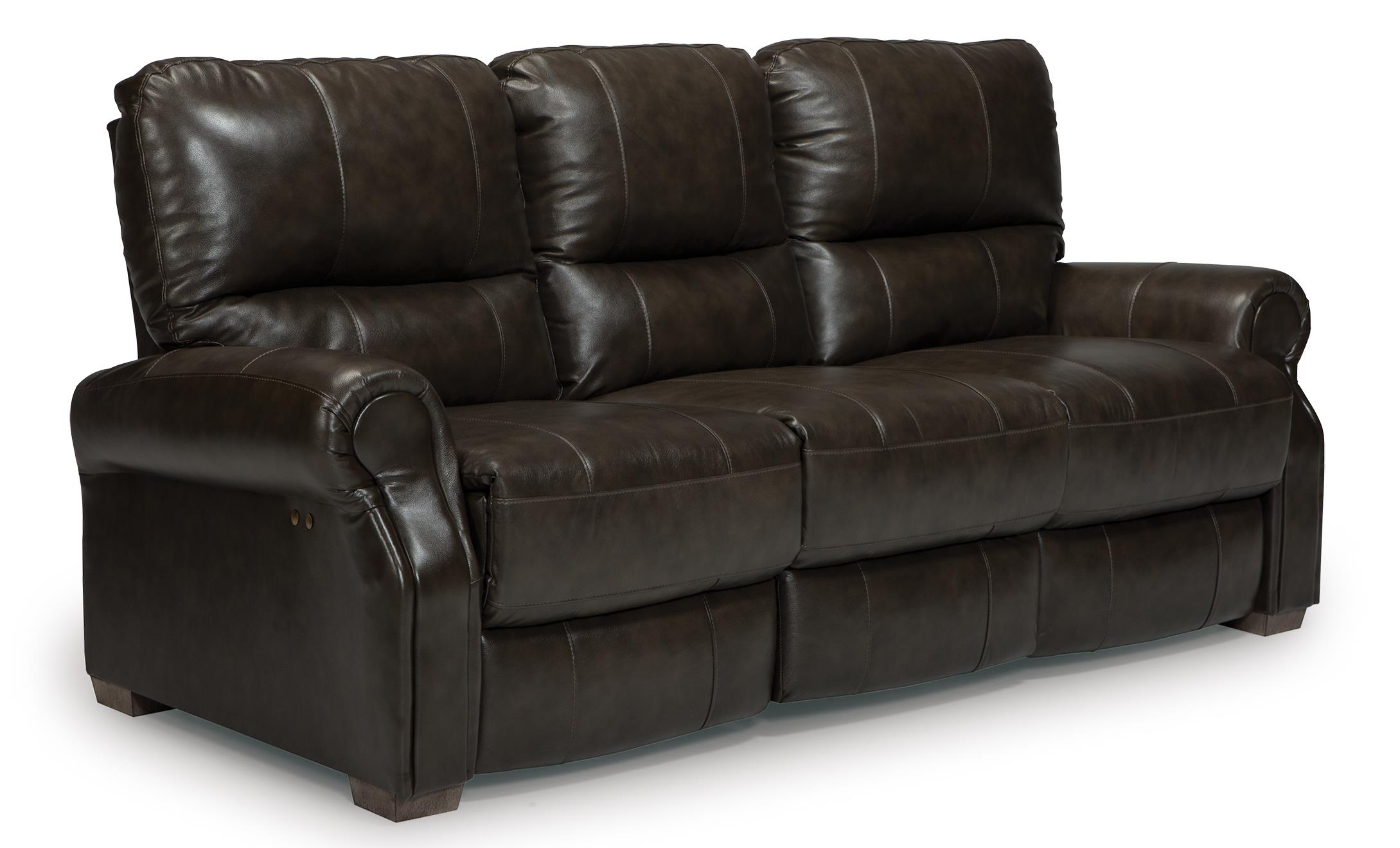 Best Home Furnishings Damien Power Reclining Sofa - Item Number: S910CP2-73106LV