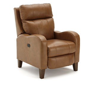 Best Home Furnishings Dayton Power High Leg Recliner