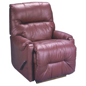 Morris Home Dewey 9AW14 Swivel Glider Recliner