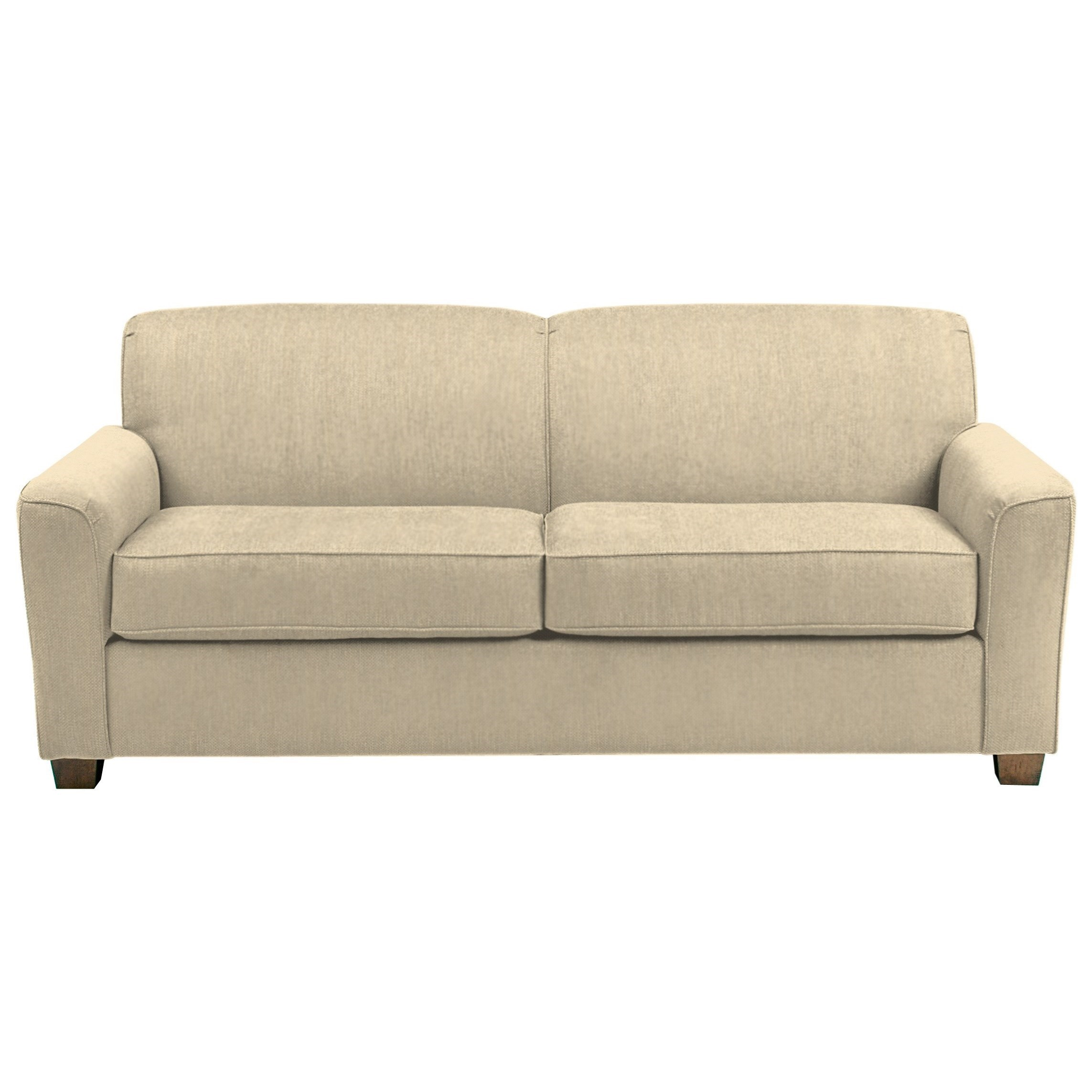 Best Home Furnishings Dinah Contemporary Queen Sofa