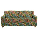 Best Home Furnishings Dinah Queen Sofa Sleeper - Item Number: S16QDP-28118