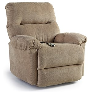 Best Home Furnishings Ellisport Ellisport Space Saver Recliner