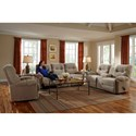 Best Home Furnishings Ellisport Reclining Living Room Group - Item Number: S640 Living Room Group 2