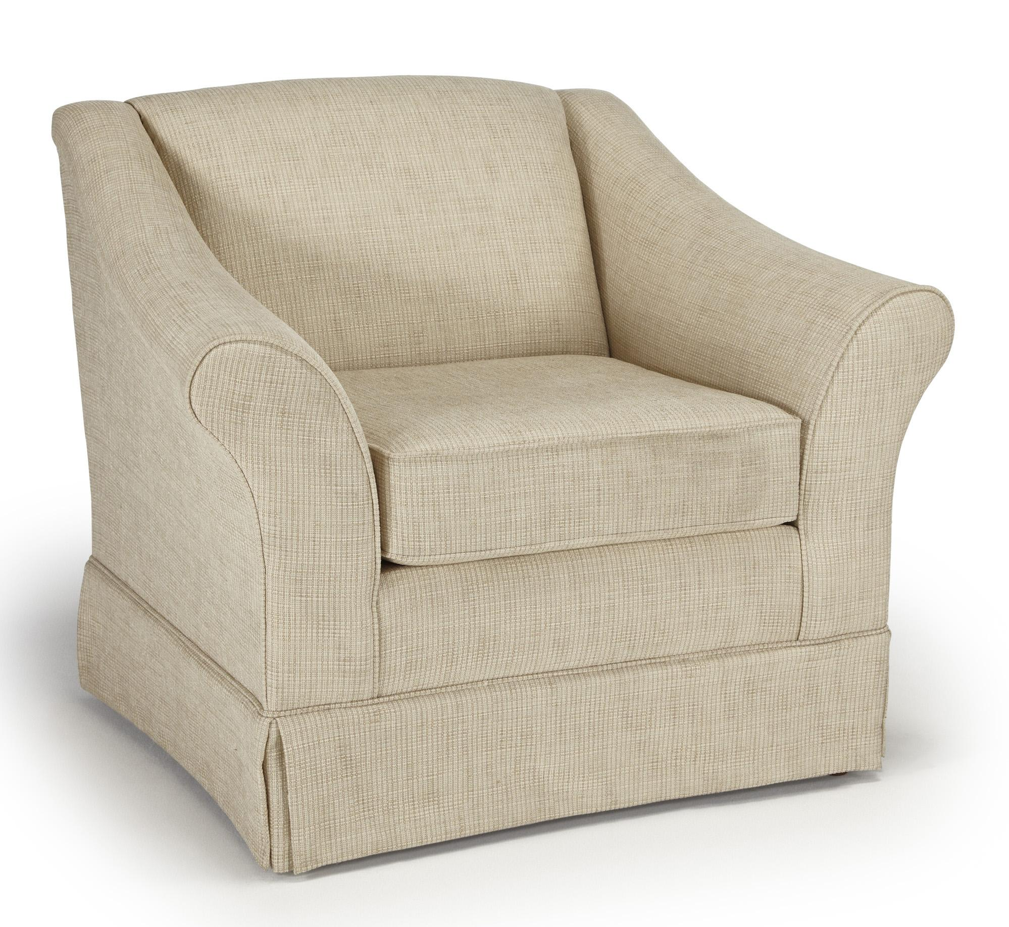 Best Home Furnishings Emeline Custom Chair - Item Number: C9XX