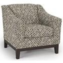 Best Home Furnishings Emeline Custom Chair - Item Number: C92E-26083