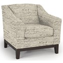 Best Home Furnishings Emeline Custom Chair - Item Number: C92E-34597