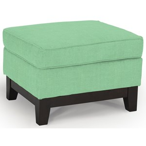 Best Home Furnishings Emeline Custom Ottoman