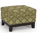 Best Home Furnishings Emeline Custom Ottoman - Item Number: F90E-28653