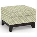 Best Home Furnishings Emeline Custom Ottoman - Item Number: F90E-28841