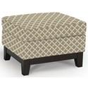 Best Home Furnishings Emeline Custom Ottoman - Item Number: F90E-28843