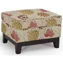 Best Home Furnishings Emeline Custom Ottoman - Item Number: F90E-34618