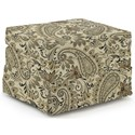 Best Home Furnishings Emeline Customizable Ottoman - Item Number: F90SK-24547