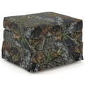 Best Home Furnishings Emeline Customizable Ottoman - Item Number: F90SK-27236