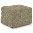Best Home Furnishings Emeline Customizable Ottoman - Item Number: F90SK-31689