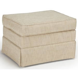 Best Home Furnishings Emeline Customizable Ottoman