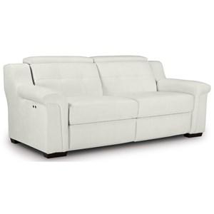 Morris Home Furnishings Everette Power Motion Sofa