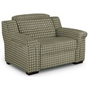 Best Home Furnishings Everette Power High Leg Recliner - Item Number: 365337790-32183B