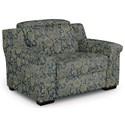 Best Home Furnishings Everette Power High Leg Recliner - Item Number: 365337790-34062