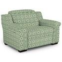 Best Home Furnishings Everette Power High Leg Recliner - Item Number: 365337790-34952
