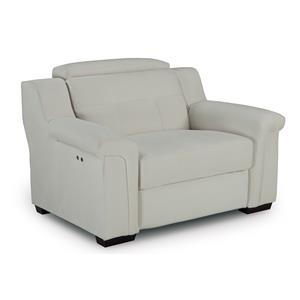 Best Home Furnishings Everette Power High Leg Recliner