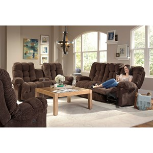 Morris Home Furnishings Everlasting Living Room Group