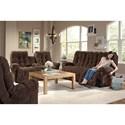 Morris Home Furnishings Everlasting Living Room Group
