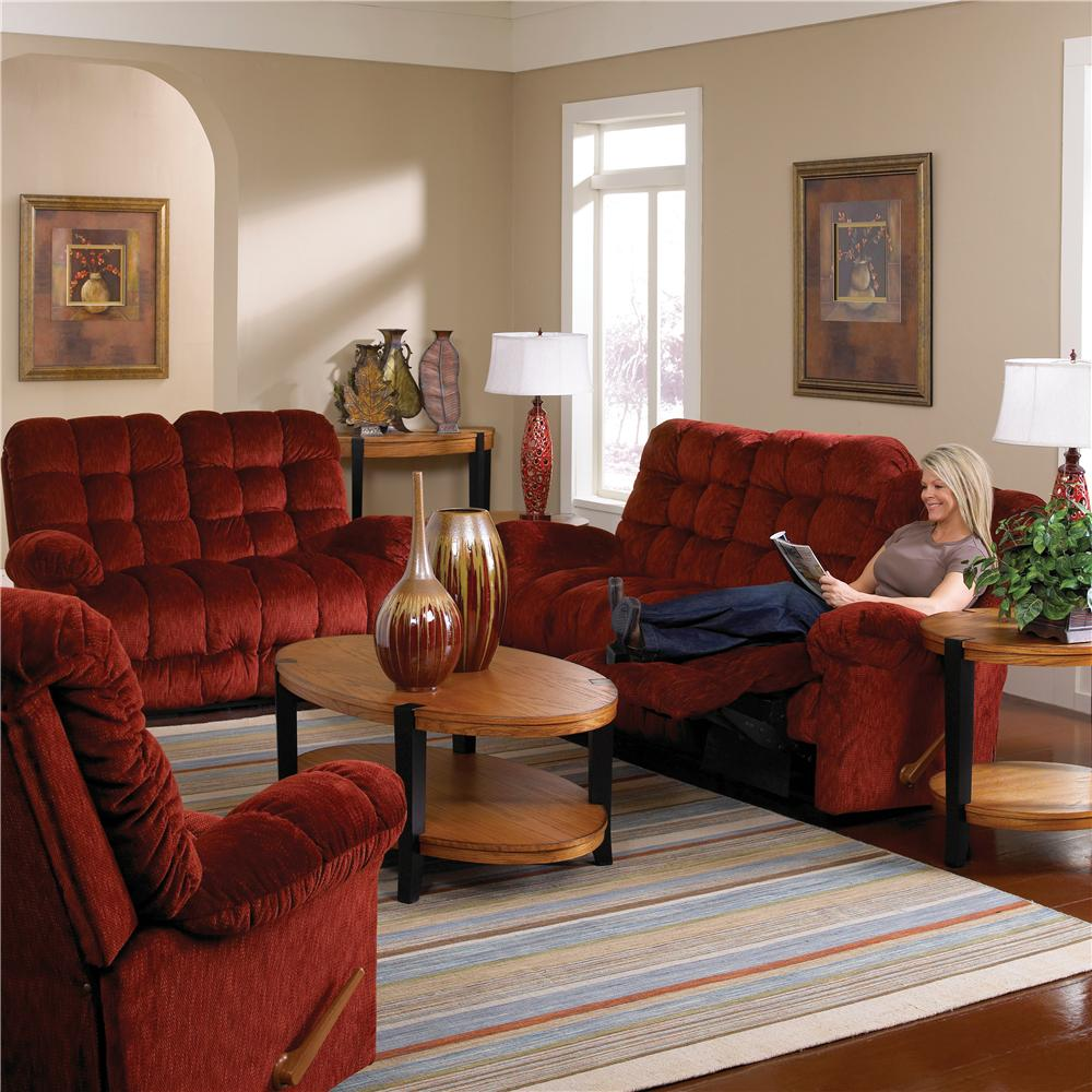 Best home furnishings everlasting power reclining sofa for Best home furnishings