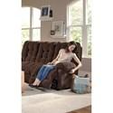 Best Home Furnishings Everlasting Power Space Saver Sofa with Power Tilt Headrest