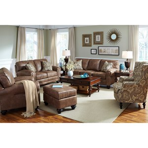 Best Home Furnishings Fitzpatrick Living Room Group