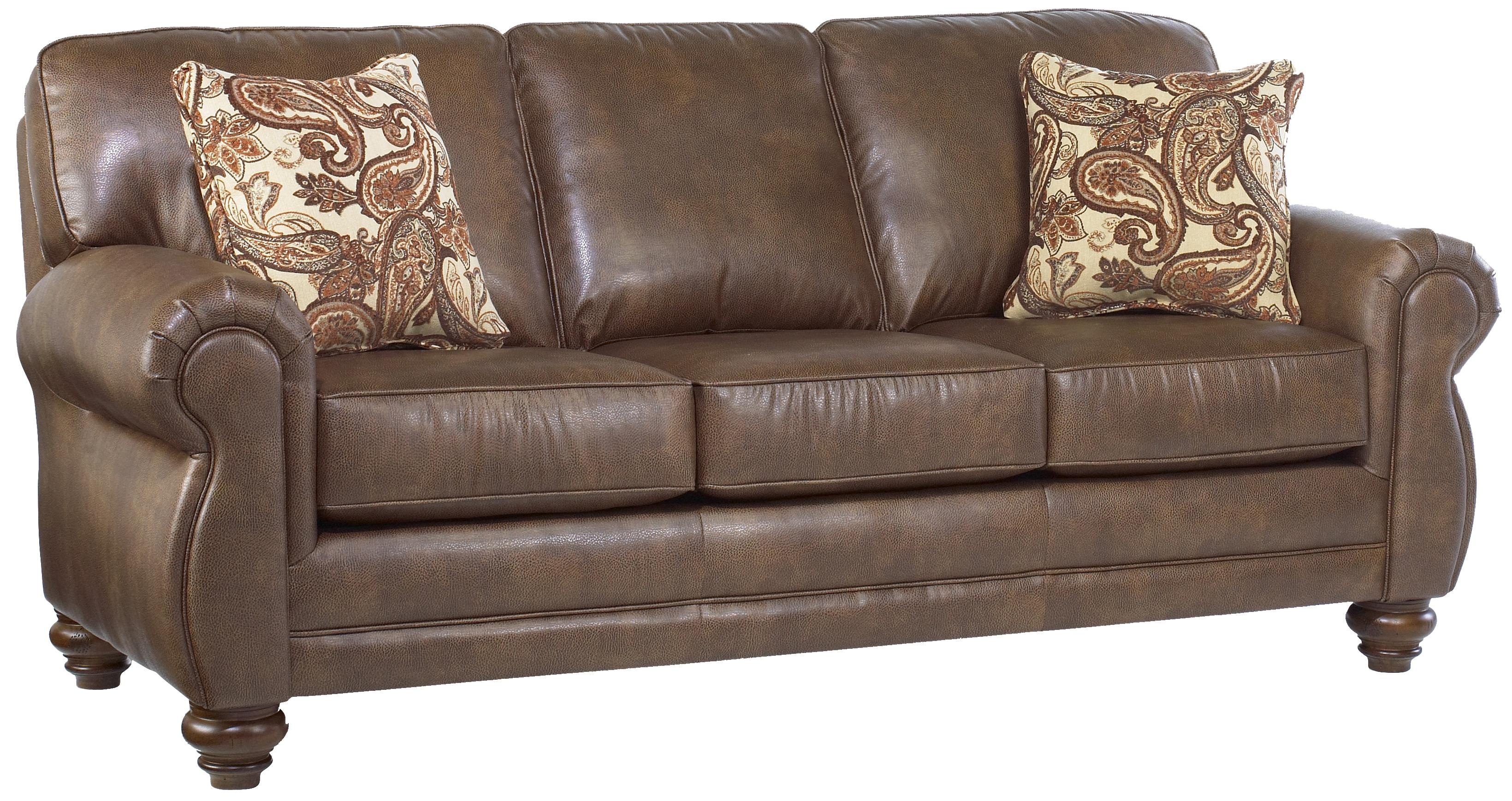 Best Home Furnishings Fitzpatrick Stationary Sofa - Item Number: S63DP