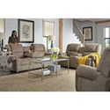Best Home Furnishings Genet Reclining Living Room Group - Item Number: S960 Living Room Group 2