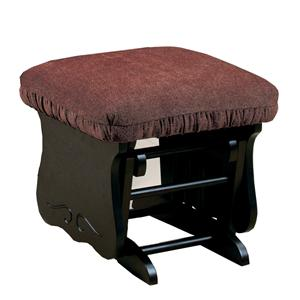 Best Home Furnishings Glide Rocker and Ottomans Bedazzle Ottoman