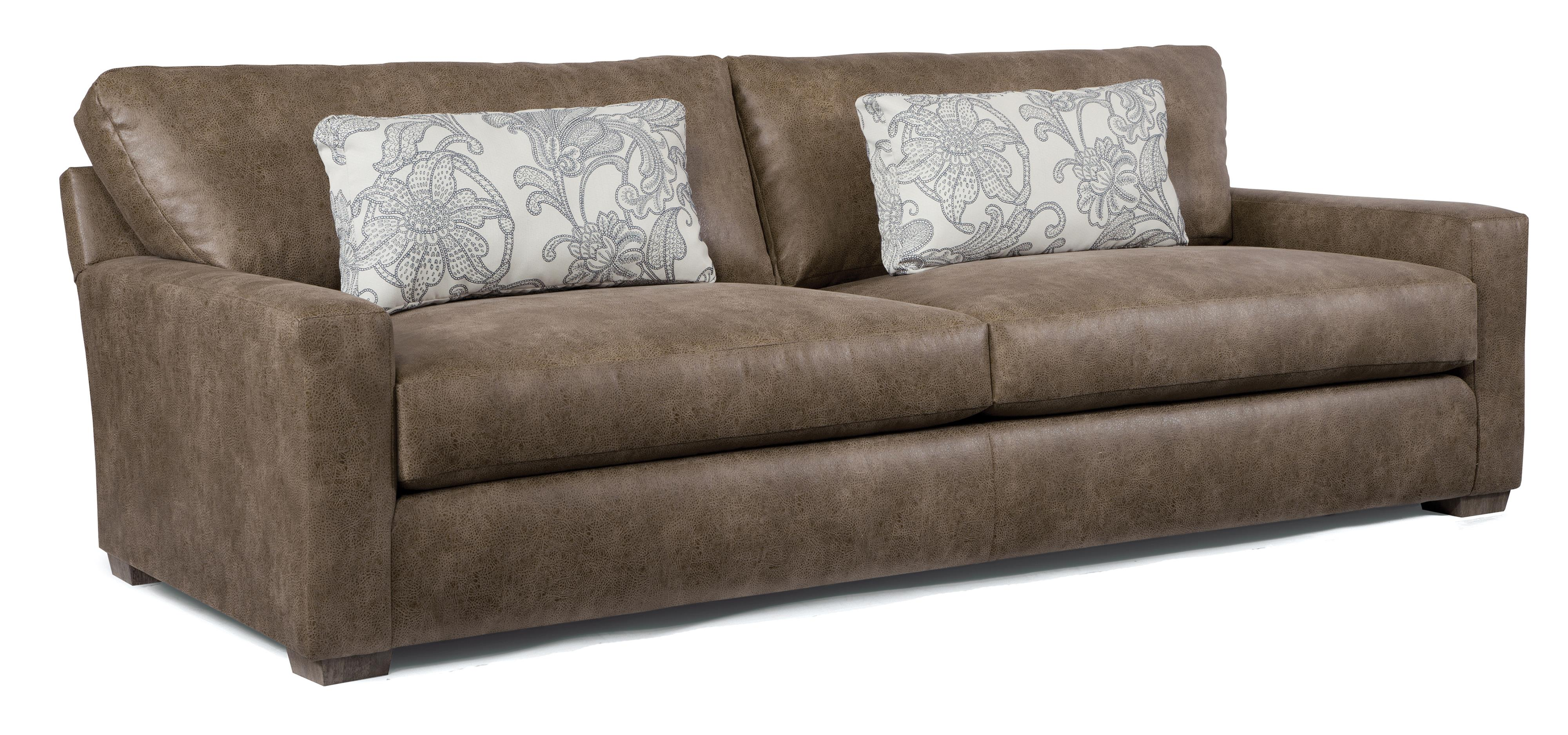 Best Home Furnishings Hannah Stationary Sofa   Item Number: S68 23289