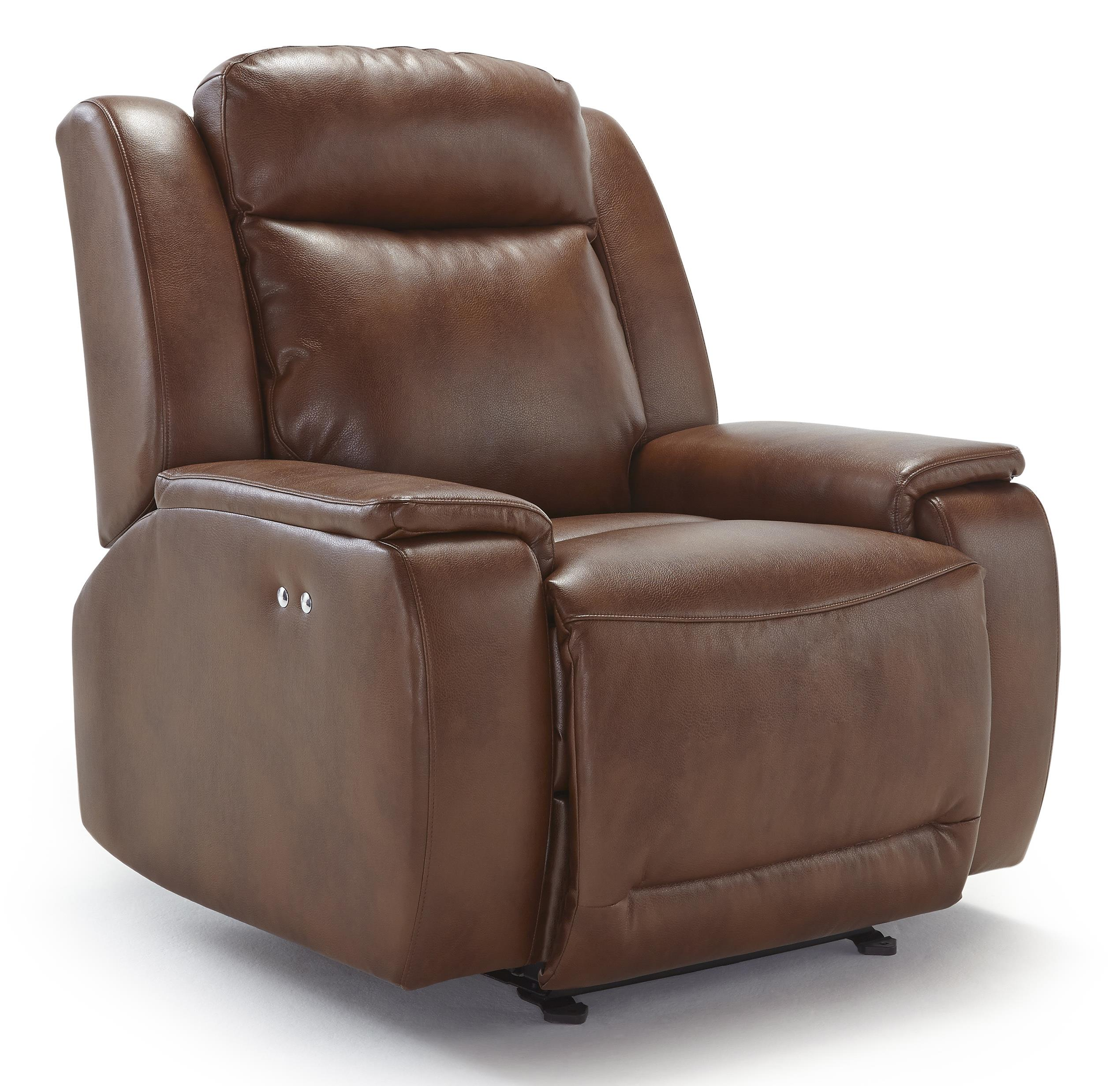 Best Home Furnishings Hardisty Power Space Saver Recliner - Item Number: 6NP84U-26764U
