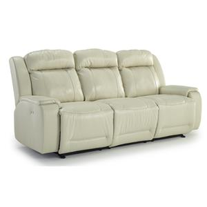 Morris Home Furnishings Hardisty Reclining Sofa