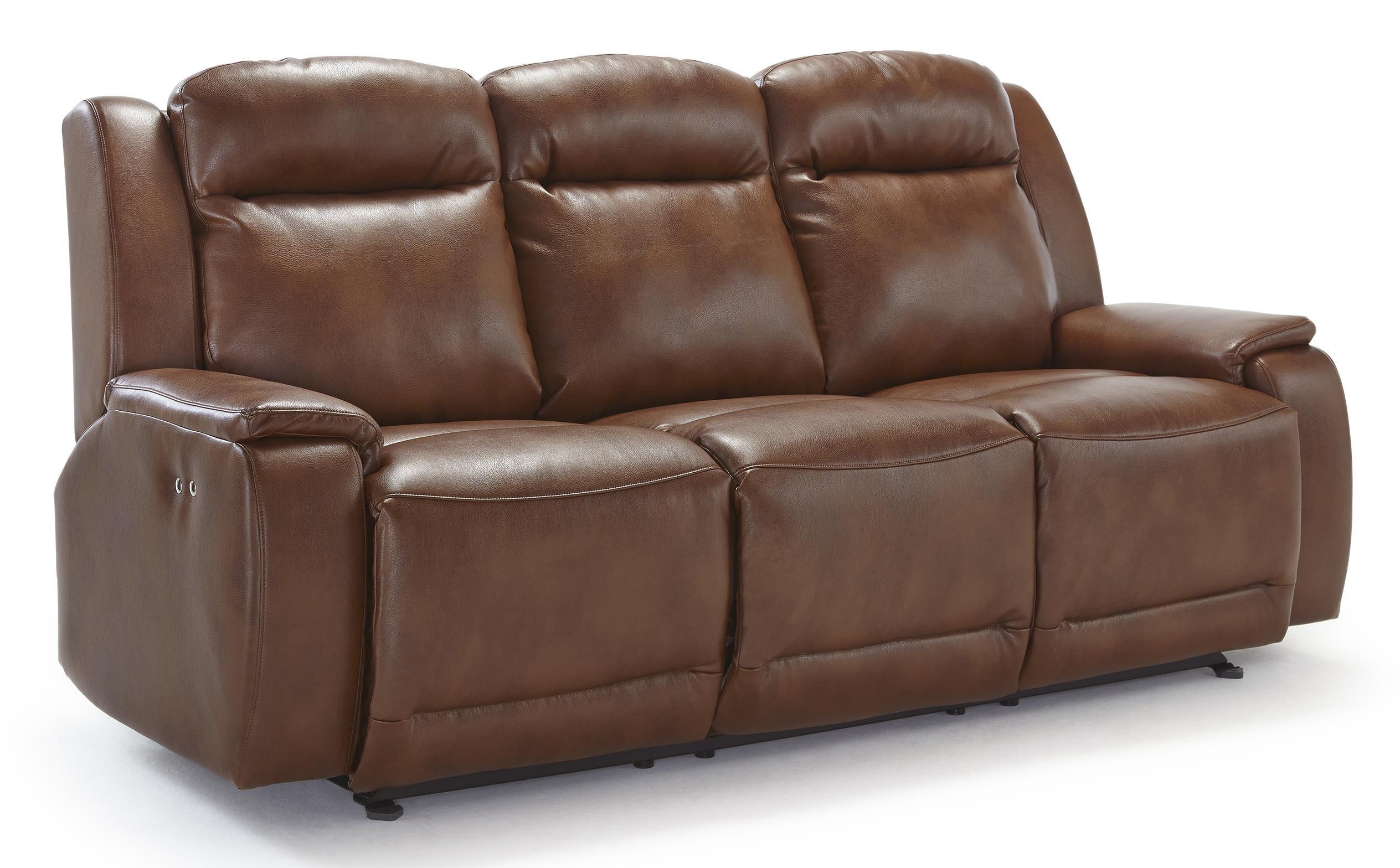 Best Home Furnishings Hardisty Power Reclining Sofa - Item Number: S680UP4U-26764U