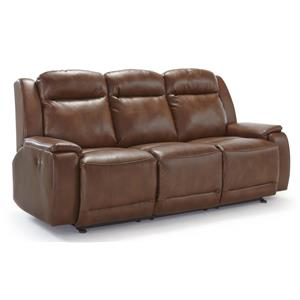 Morris Home Furnishings Hardisty Power Reclining Sofa