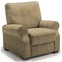 Best Home Furnishings Hattie High Leg Recliner - Item Number: -110006788-21247