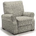 Best Home Furnishings Hattie High Leg Recliner - Item Number: -110006788-26082