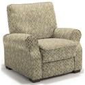 Best Home Furnishings Hattie High Leg Recliner - Item Number: -110006788-26089