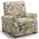 Best Home Furnishings Hattie High Leg Recliner - Item Number: -110006788-26989