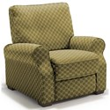 Best Home Furnishings Hattie High Leg Recliner - Item Number: -110006788-27061