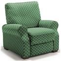 Best Home Furnishings Hattie High Leg Recliner - Item Number: -110006788-27062
