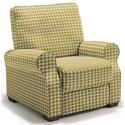 Best Home Furnishings Hattie High Leg Recliner - Item Number: -110006788-28061
