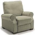 Best Home Furnishings Hattie High Leg Recliner - Item Number: -110006788-28063