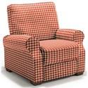 Best Home Furnishings Hattie High Leg Recliner - Item Number: -110006788-28068